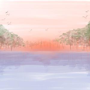 Calming Horizon