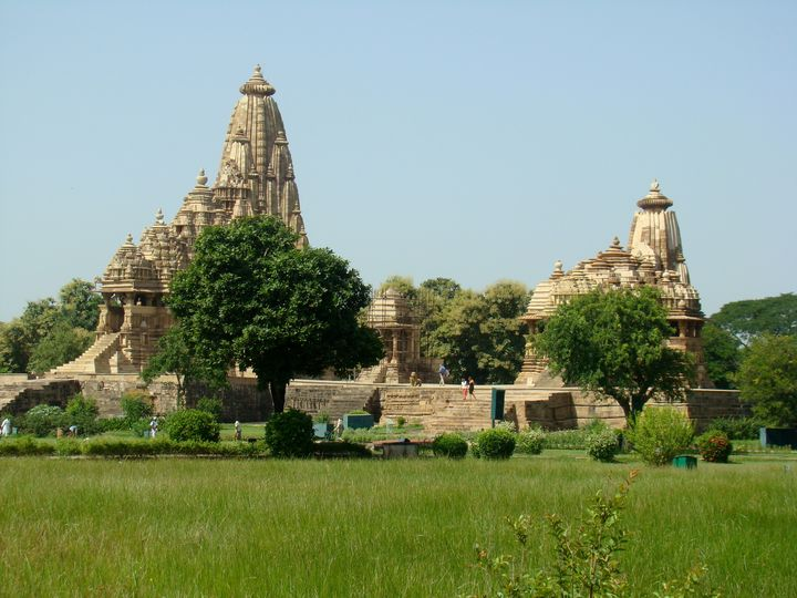 Khajuraho Kamasutra Temples - Jleopold