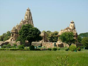 Khajuraho Kamasutra Temples