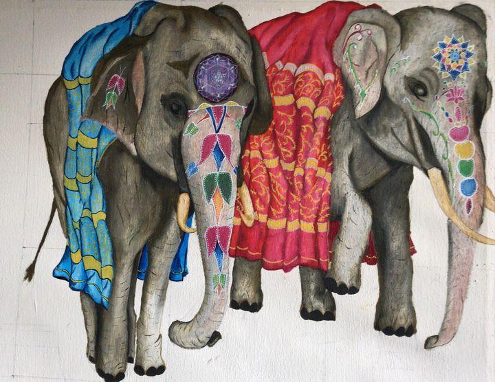 God Ganesha - Jleopold