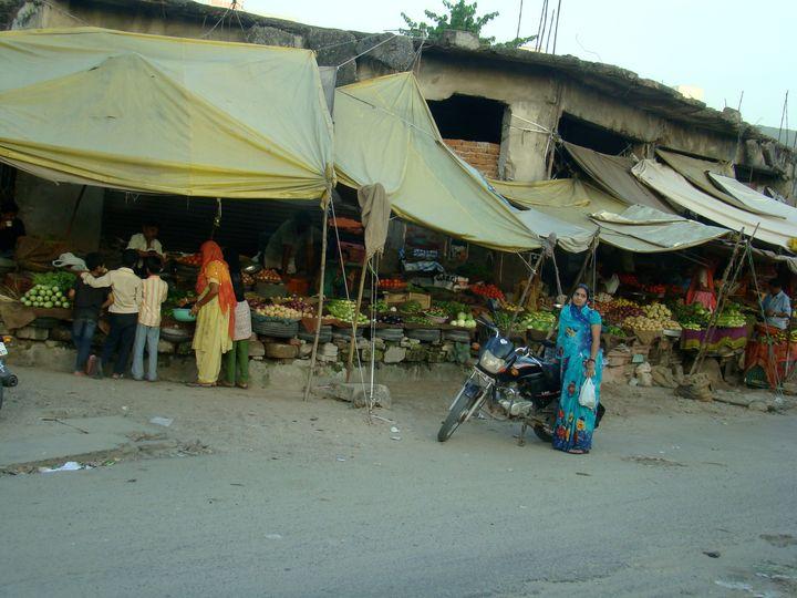 Street market - Jleopold