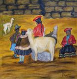 Peasants of the Andes