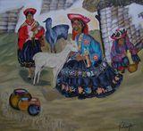 Women of the Cuzco