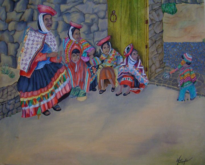 Family's of the Cuzco - Jleopold