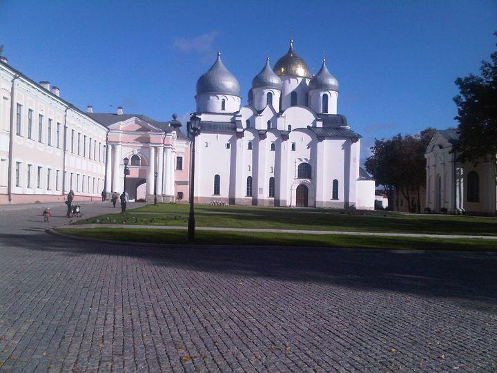 Russian architecture - Jleopold