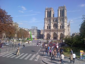Notre Dame Cathedral 2012