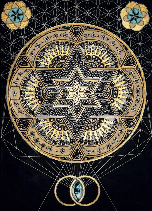 The cosmic eye - Arseniy Dyrdin