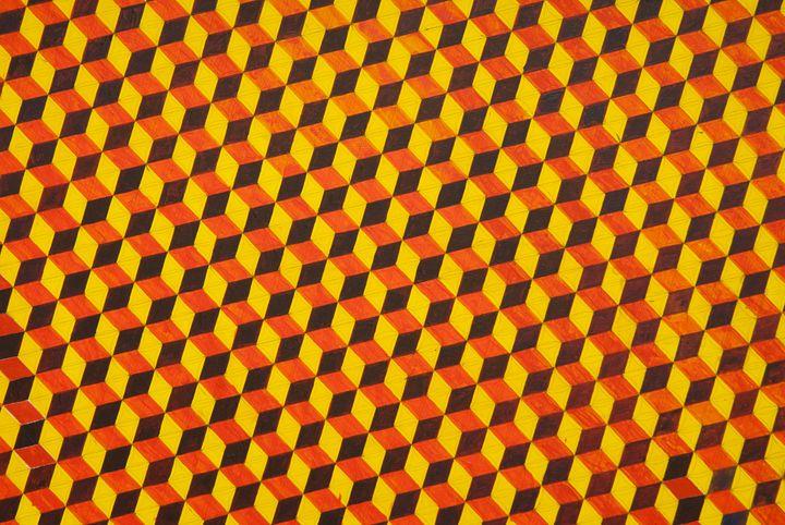 HYPNOTIC CUBES - Arseniy Dyrdin