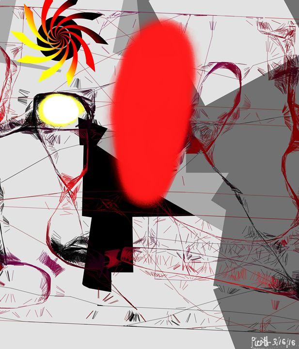 The Shadow - J.R.Picott