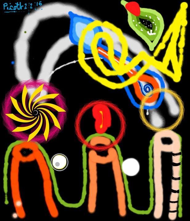Roller Coaster - J.R.Picott
