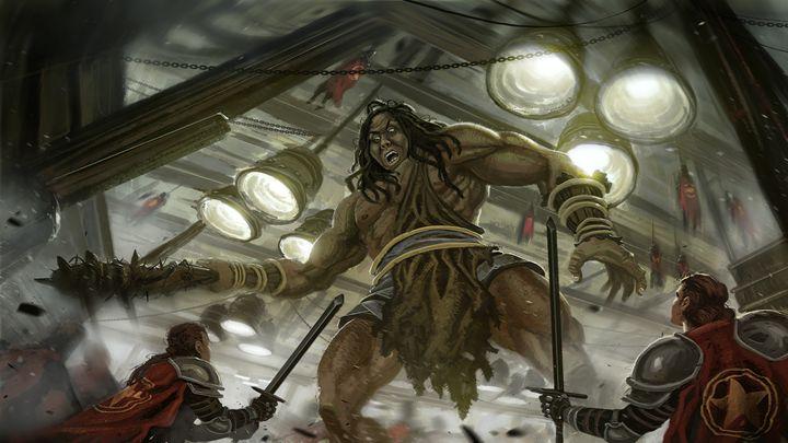 Revenge - Erlson's Art