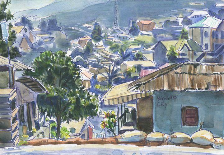 Kindess City - Erlson's Art
