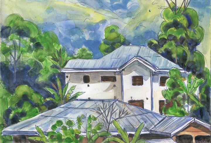 Rooftops - Erlson's Art