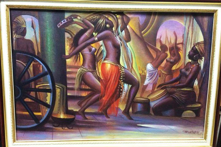 Chambala Dance - Serendy
