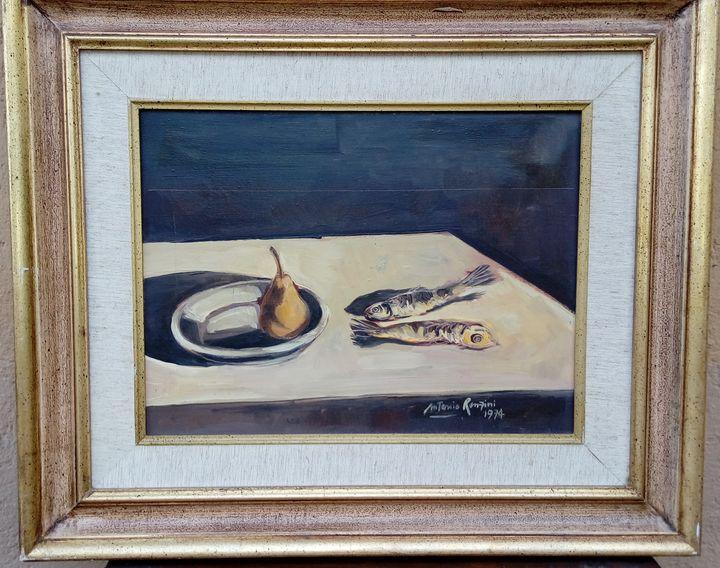 Antonio Renzini 1974 - Giulio's Gallery