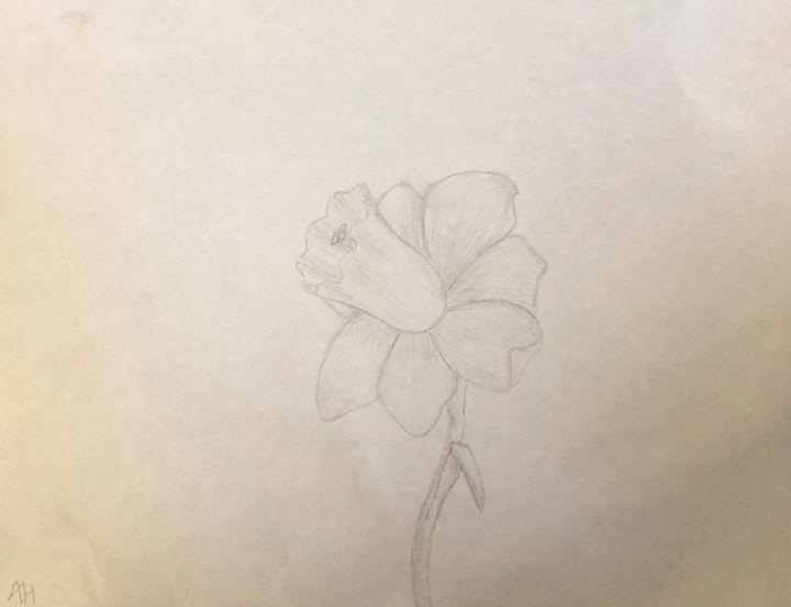 Blooming Flower - HatfieldArts