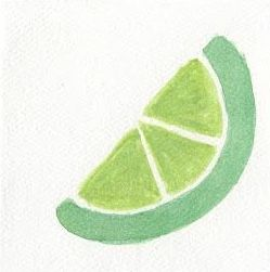 Lime Slice - HatfieldArts