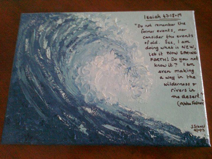 Ride Yahwehs NEW wave! - HalleluYAH Art
