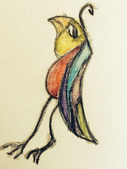 DudeBird - PinealEyeOpens
