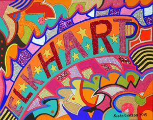 Elkhart in the Stars