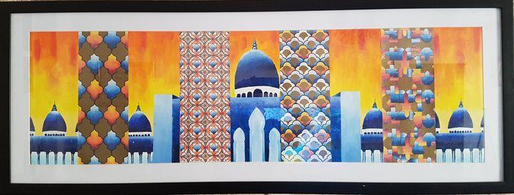 Arabic Essence - Kiranmayee art