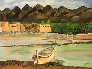 Kasab fort
