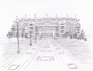 Bryant-Denny Stadium - Alabama