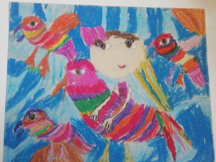 Birds - Julia