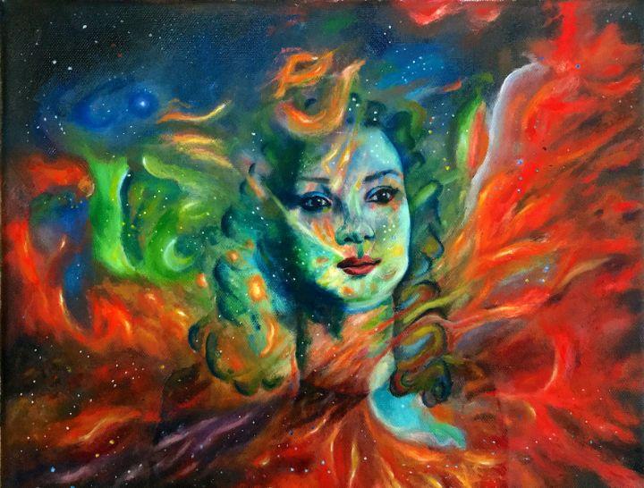 Nebula spirit - Joseph Schwartzman