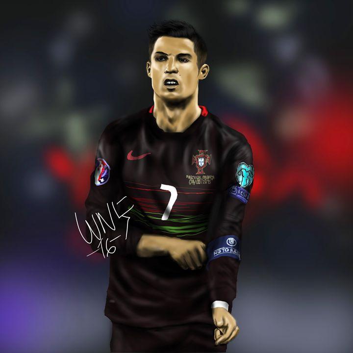 CR7 - Cristiano Ronaldo - WNF