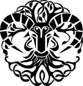 Aries - Manic Aries Designs