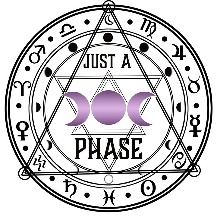 Just a Phase - Manic Aeries Designs