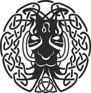 Leo - Manic Aries Designs