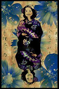 Geisha Series 2 - Misutikku (Mystic) - Air Punch Robot