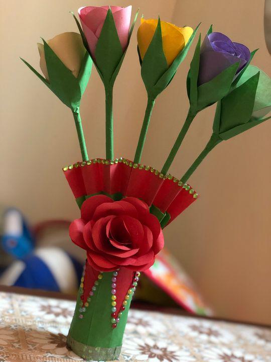 mini flower pot - Ragisha