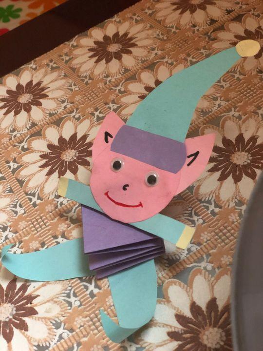 paper craft - Ragisha