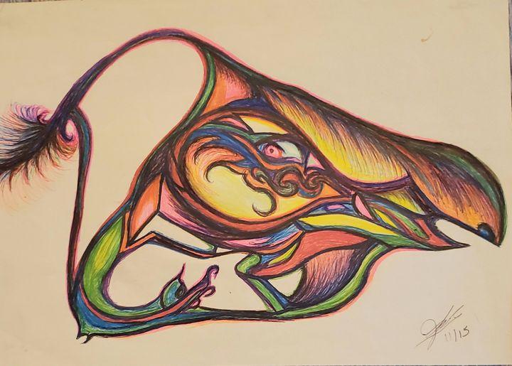 Through the Dragons eye - Uniquely Me