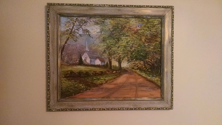 Road to Church - Jengland