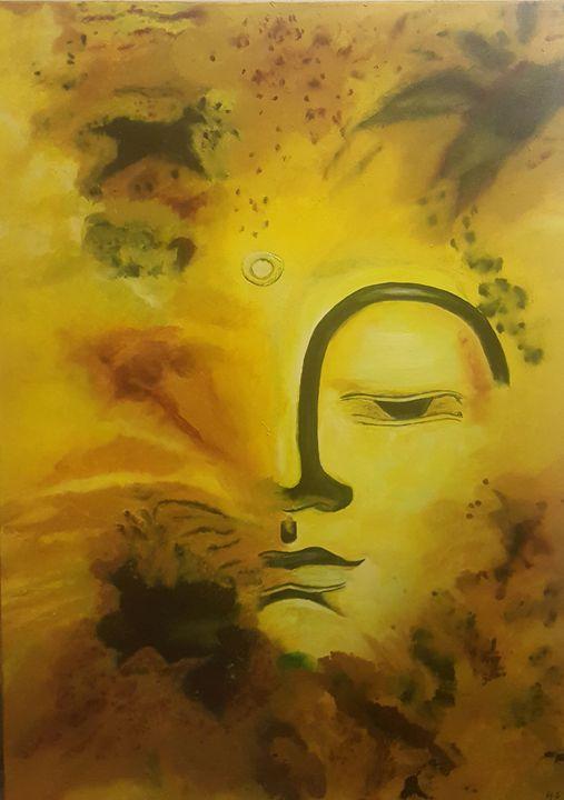 Buddha - HitashaS