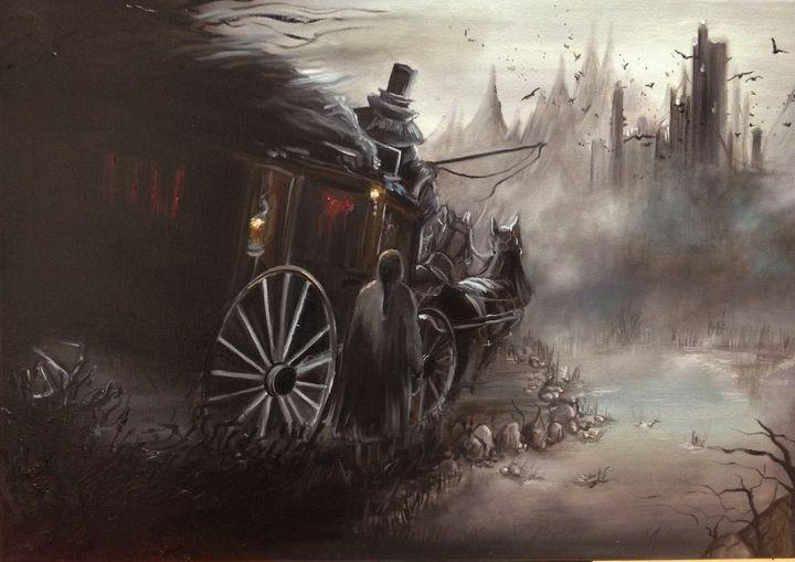 La quête de Van Helsing - M.A.B.