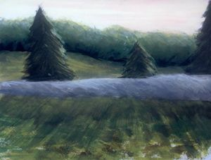Fir Landscape