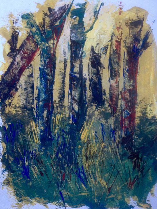 Tree Study - BLitts