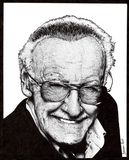 Stan Lee Print