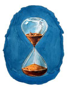 Time - Art by Sundeep