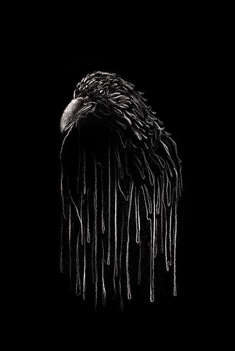 Crow - Art by Sundeep