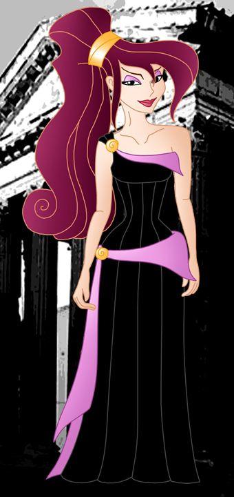 Princess Megara from Hercules - Princess