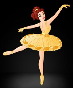 Princess Belle the Ballerina