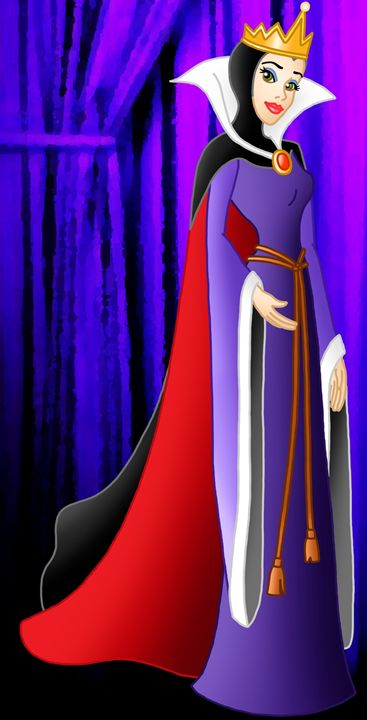 Queen Grimhilde from Snow White - Princess