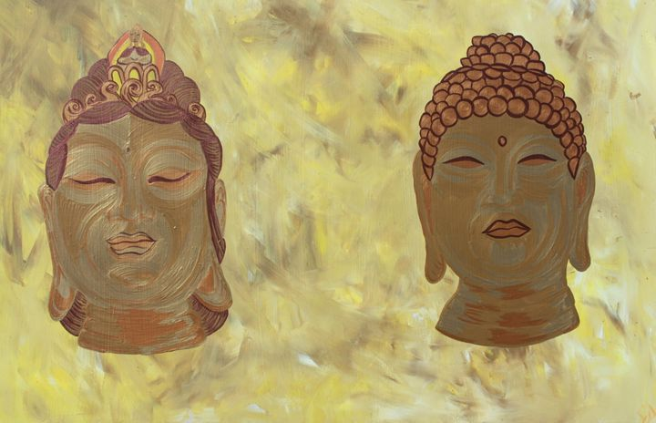 buddha qwan yin - Corissa Dean