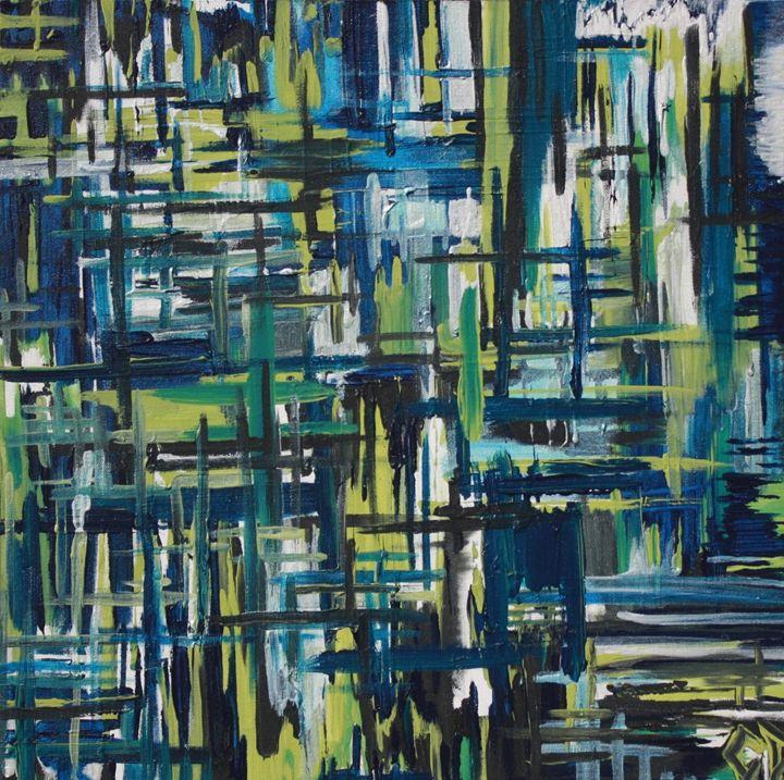 My mind on jazz - Corissa Dean